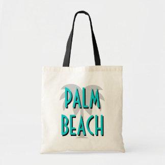 Palm Beach tote bag | Art deco style