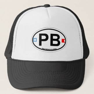Palm Beach. Trucker Hat
