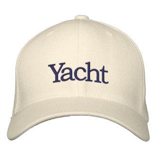 Palm Beach Yacht Embroidered Baseball Caps