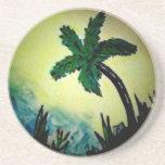 Palm Beauty Coaster