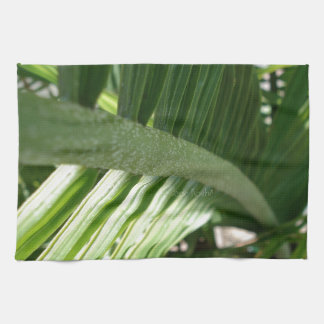Palm Branch Hand Towel