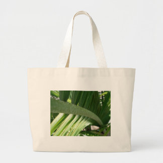 Palm Branch Tote Bags