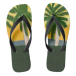 Palm breeze flip flops