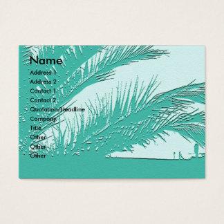 Palm Business Card