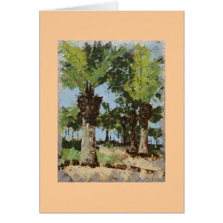Palm Canyon Stationery Note Card