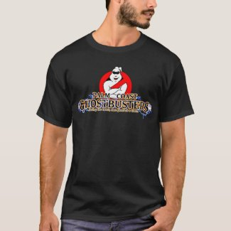 Palm Coast Ghostbusters T-shirt for Adults
