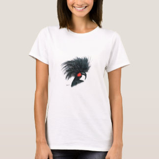 palm cockatoo parrot, tony fernandes T-Shirt