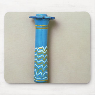 Palm column kohl flask, from Amarna Mouse Pad