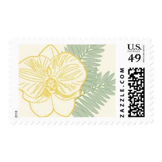 Palm Court A by Ceci New York Postage