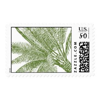 Palm Court - Tree by Ceci New York Postage