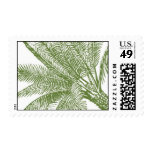 Palm Court - Tree by Ceci New York Postage Stamp