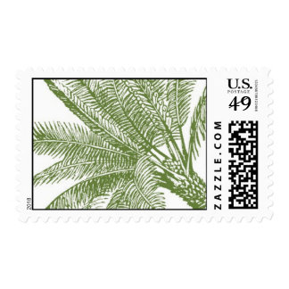 Palm Court - Tree by Ceci New York Stamps