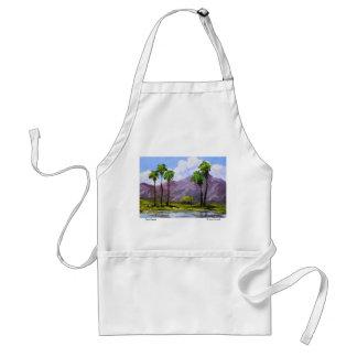 Palm Desert Apron
