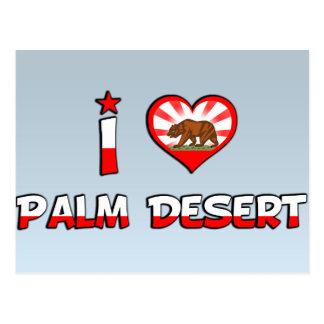 Palm Desert, CA Postcard