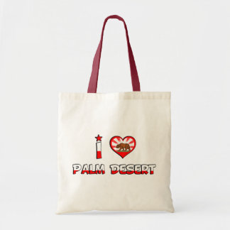 Palm Desert, CA Tote Bag