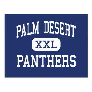 Palm Desert Panthers Middle Palm Desert Postcard