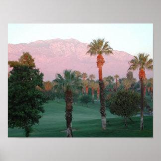Palm Desert Poster