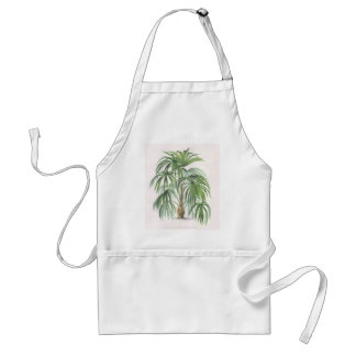 Palm drawings Collection Adult Apron