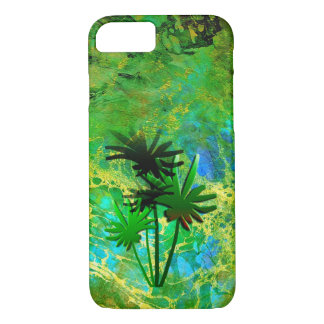 Palm Evergreen iPhone 7 Case