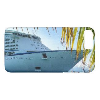 Palm Framed Bow iPhone 8 Plus/7 Plus Case
