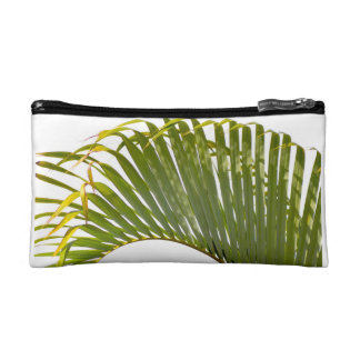Palm Frond Makeup Bags