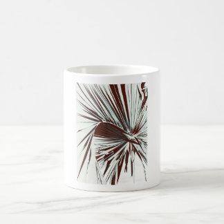 Palm Frond Coffee Mug