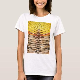 Palm Frond Leaf Macro T-Shirt