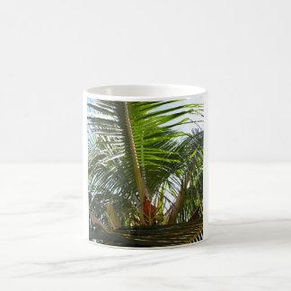 Palm Frond Mug