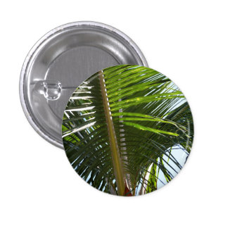 Palm Frond Too Pinback Button