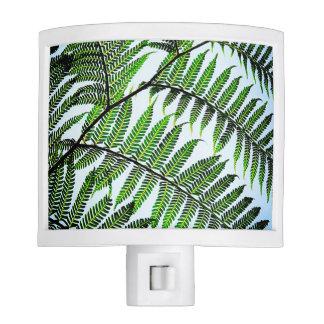 Palm Fronds Night Light