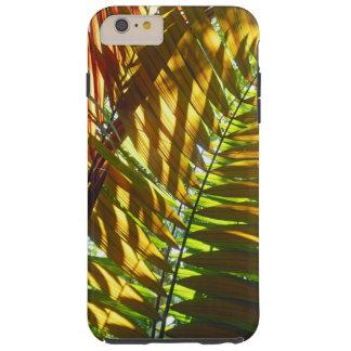 Palm Fronds Tough iPhone 6 Plus Case