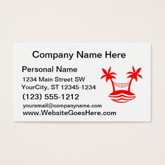 palm hammock beach smile red.png business card