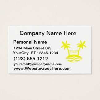 palm hammock beach smile yellow.png business card