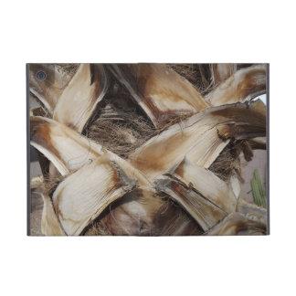 Palm Husk Wood Grain Photo iPad Mini Case