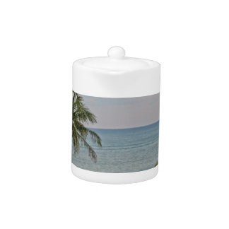 Palm in Paradise Teapot