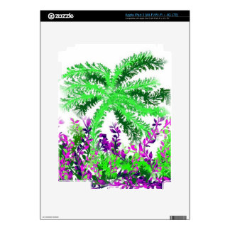 palm in the thicket iPad 3 skin