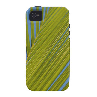 Palm Leaf Vibe iPhone 4 Case