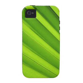 Palm Leaf Detail Case For The iPhone 4