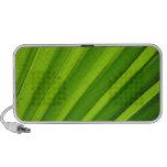Palm Leaf Detail Mp3 Speaker