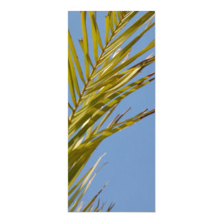 Palm Leaf Invitations