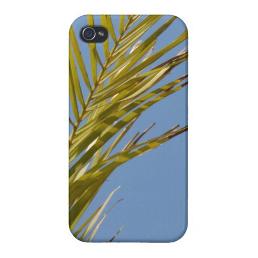 Palm Leaf Case For iPhone 4