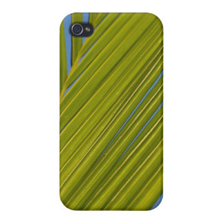 Palm Leaf Cover For iPhone 4