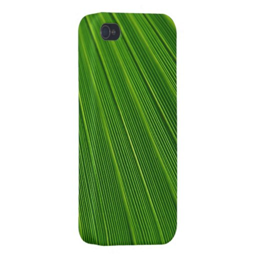 Palm Leaf iPhone 4 Cover