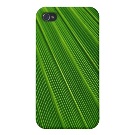 Palm Leaf Cases For iPhone 4