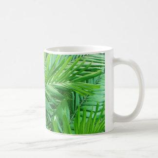 *Palm Leaves* Coffee Mug