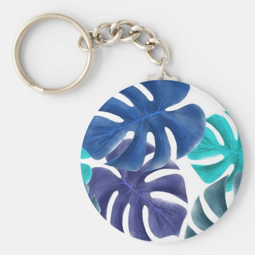 Palm Leaves Keychain