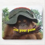 Palm Oil Rainforest Orangutan Conservation Mousepads
