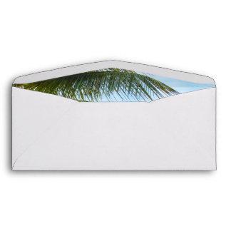 Palm on the Beach Envelope