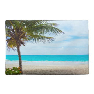 Palm on the Beach Travel Accessories Bags