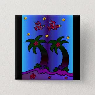 Palm Pair Pinback Button